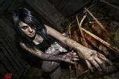 vixenx - 17 years old. zombie