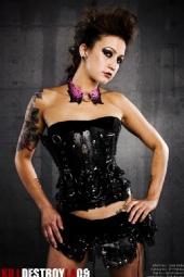 Nikoley - Kill Destroy Magazine June 2009