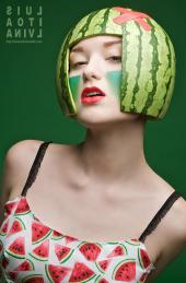 sideshowsito - Watermelon Kokeshi feat. Morgan Booth