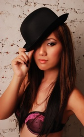 Sarah Ho - Photographer: Dwight, HMUA: Me
