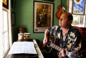 Steve VanGunda - Nashville recording artist Tommy Polk