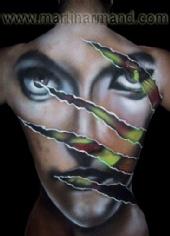 Airbrush Master, Martin Armand