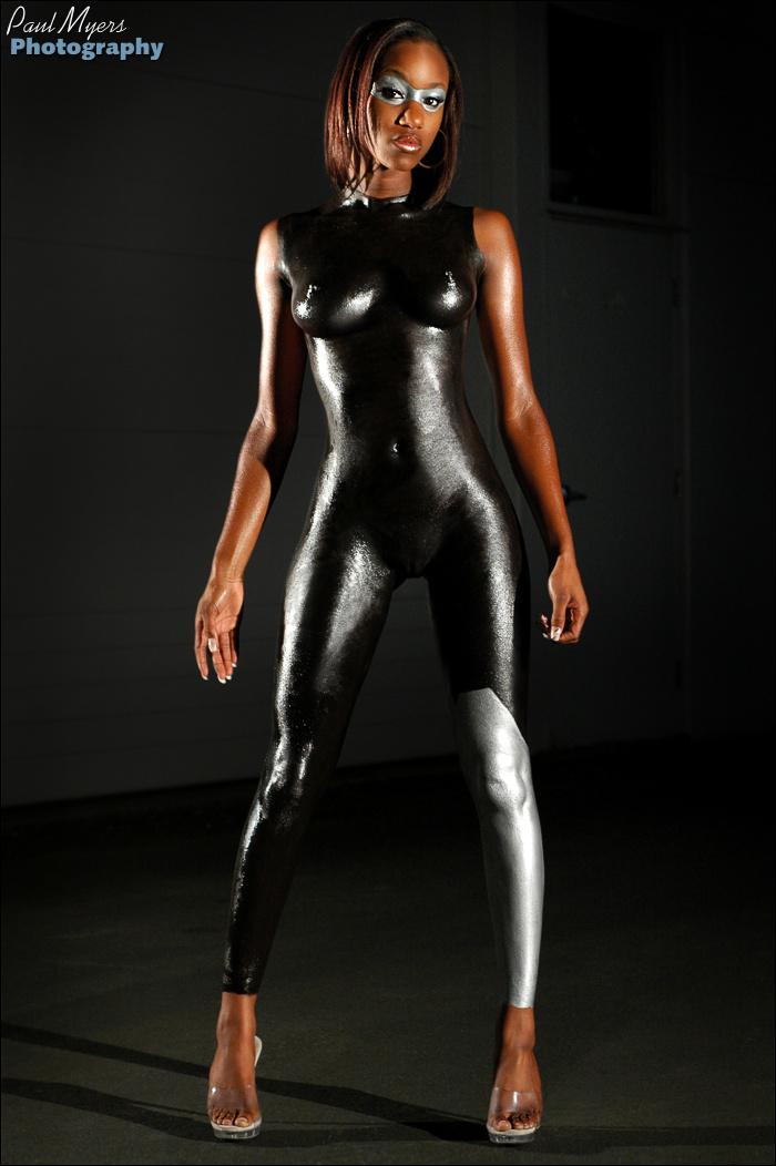 Paul Myers - Celine Body Paint
