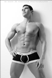 MO Robles - Underwear AD