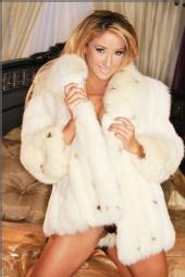 David G Perez - Warm coat, Hot model