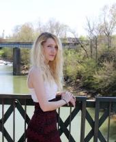 James Magnum Cook - Beautiful Heather Still on the bridge