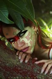 Tansie Stephens (Hybrid gothica) - Terra De Indio