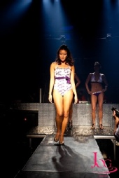 I-lynn Song - JOG swimwear Fashion Walk
