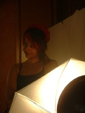Mattman Loftus - Ada back lit.