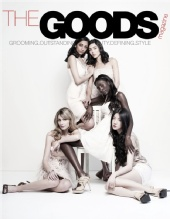 Frederic Photography - The Goods Magazine March issue