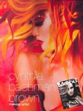 Christine - Fire Goddess Tearsheet/Malibu Magazine