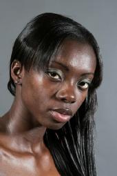 Gem In Eye Pictures - Model: Nayaana