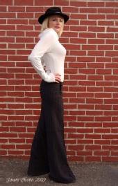 Monica the Model