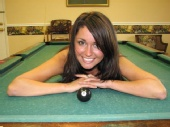Freezeframe Photography - behind the eight ball