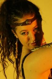 """Yamina """"Soreya"""" - Snake charmer"""