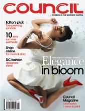 COUNCIL MAGAZINE - Council Magazine Spring 2010 Cover