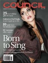 COUNCIL MAGAZINE - Council Magazine FALL 2010 Cover