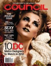 COUNCIL MAGAZINE - Council Magazine FALL 2011 Cover