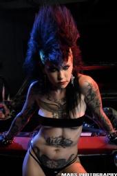 MARSPHOTOZ - Malice666 Metal Woman