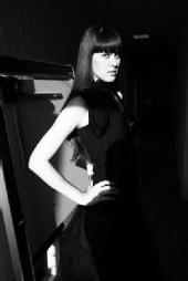 Kseniia Kadobnovak - White and Black