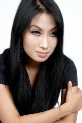 maria fransisca - modella indonesiana