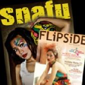 Snafu Magazine - Snafu / Flipside Magazine