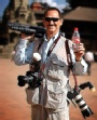 John Berry Photos - John working in Nepal