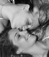 Charles Underhill Photo - The kiss