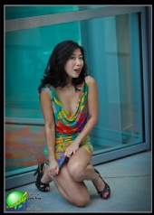 Natalie Cheng - Disney Hall - Downtown Los Angeles