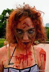 Celtic Fairy - Zombie Attack