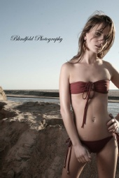 Blindfold Photography