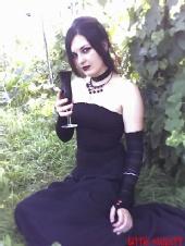 Kittie Scarlett - one road to immortality