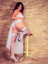 Aya Sam - Angel in white