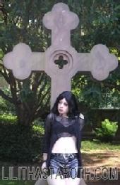 Lilith Astaroth - goth1
