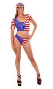 Mystique - Proud To Be An American