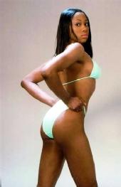 Courtney Michelle - grn bikini