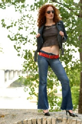 Jerusha Riopel - Rocker