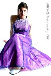 JiLLiAN kAy - Pretty in Purple!