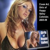 Chrissi - Girls of Happy Valley Calendar