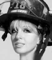 Barbe Girl - Female Firefighter