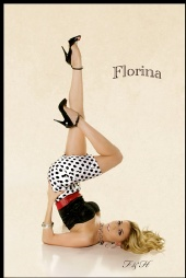 F &amp; H Photo Productions Inc. - Pinup Girl 