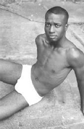 David Simpson - Sittin on concrete in underwear...