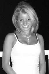 Lauren - Black and White