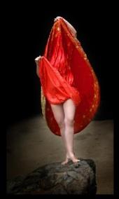 Lilu - Red dress