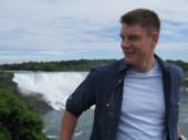 Justin Masters - Niagara Falls