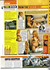 Rene Paris - FHM Magazine-P.22-October 2005
