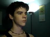 Brandon Barton - Me on the Computer