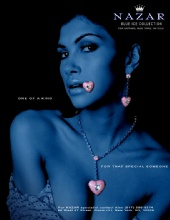 Kitty - Blue Ice Collection by Nazar