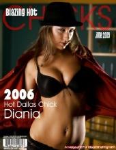Diania Marie - Blazing