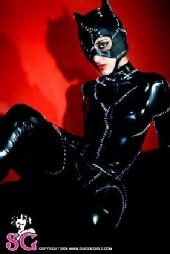 Asha - Catwoman